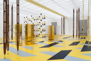 How Spaces Resonate Between Five Contemporary Artists at Fondation Beyeler