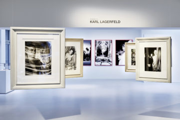 An Homage to Karl Lagerfeld and His Photography