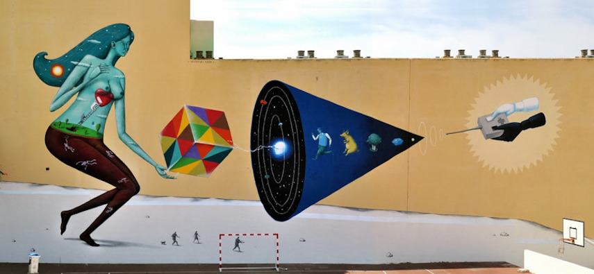 Interesni Kazki - The Game, for Bloop Festival, Ibiza, Spain, 2011
