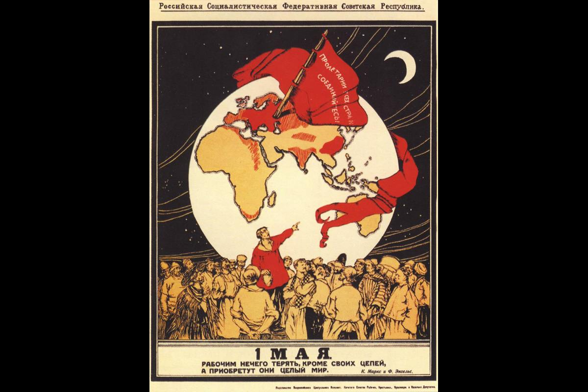 International Workers' Day russian