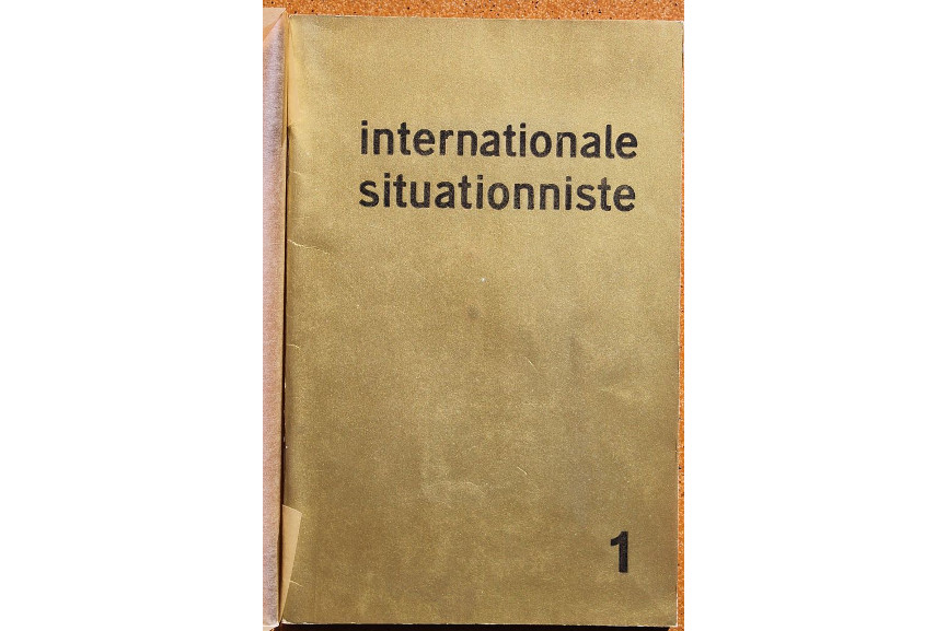 Internationale situationniste publication