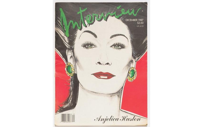 Richard Bernstein Pop Art Covers - Interview Magazine