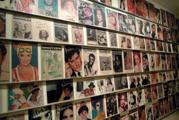 Farewell, Interview Magazine - Andy Warhol's Publication Folds After Almost 50 Years
