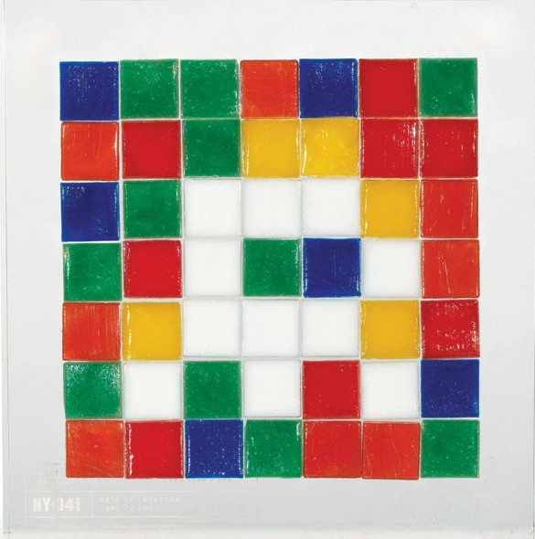 Invader-Alias NY-041-2005