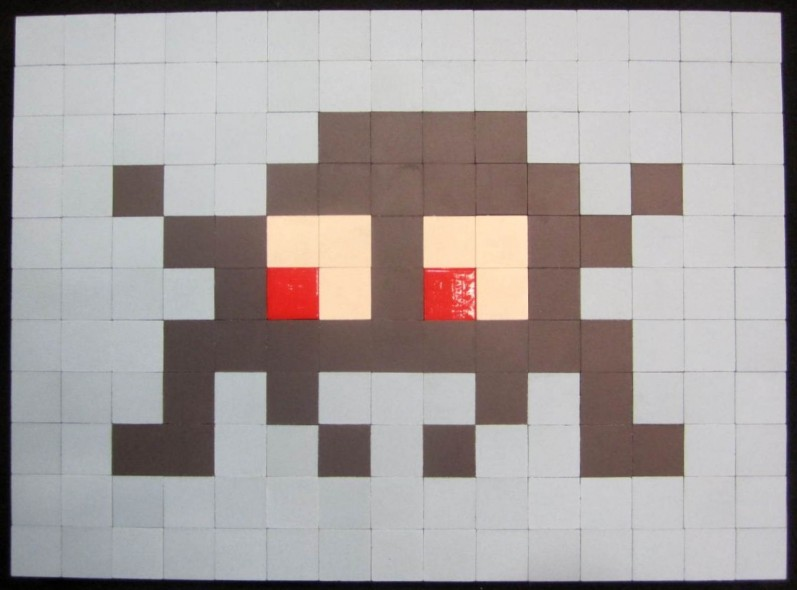 Invader-Alias PA-415-2010