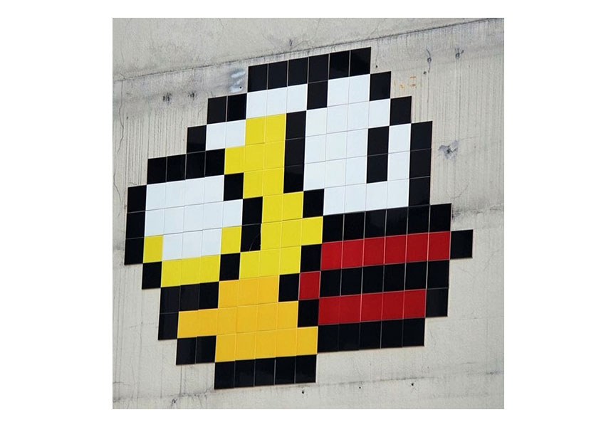 Flappy Bird Mosaic