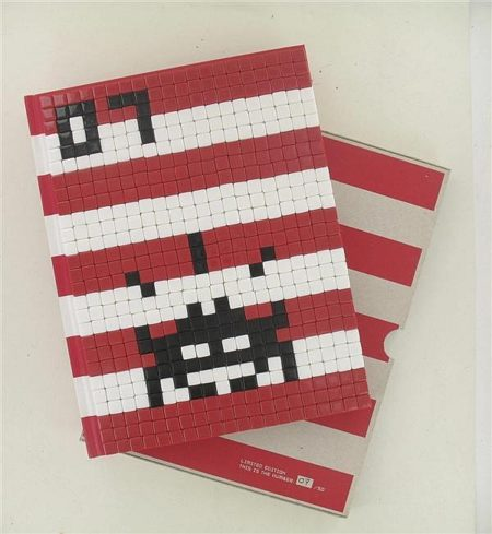 Invader-Guide d'invasion 02 - Los Angeles, Mission Hollywood-2004