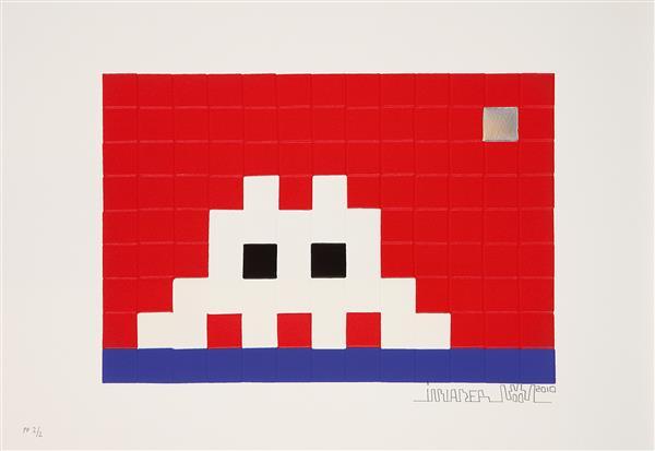 Invader-Home Neptune-2010