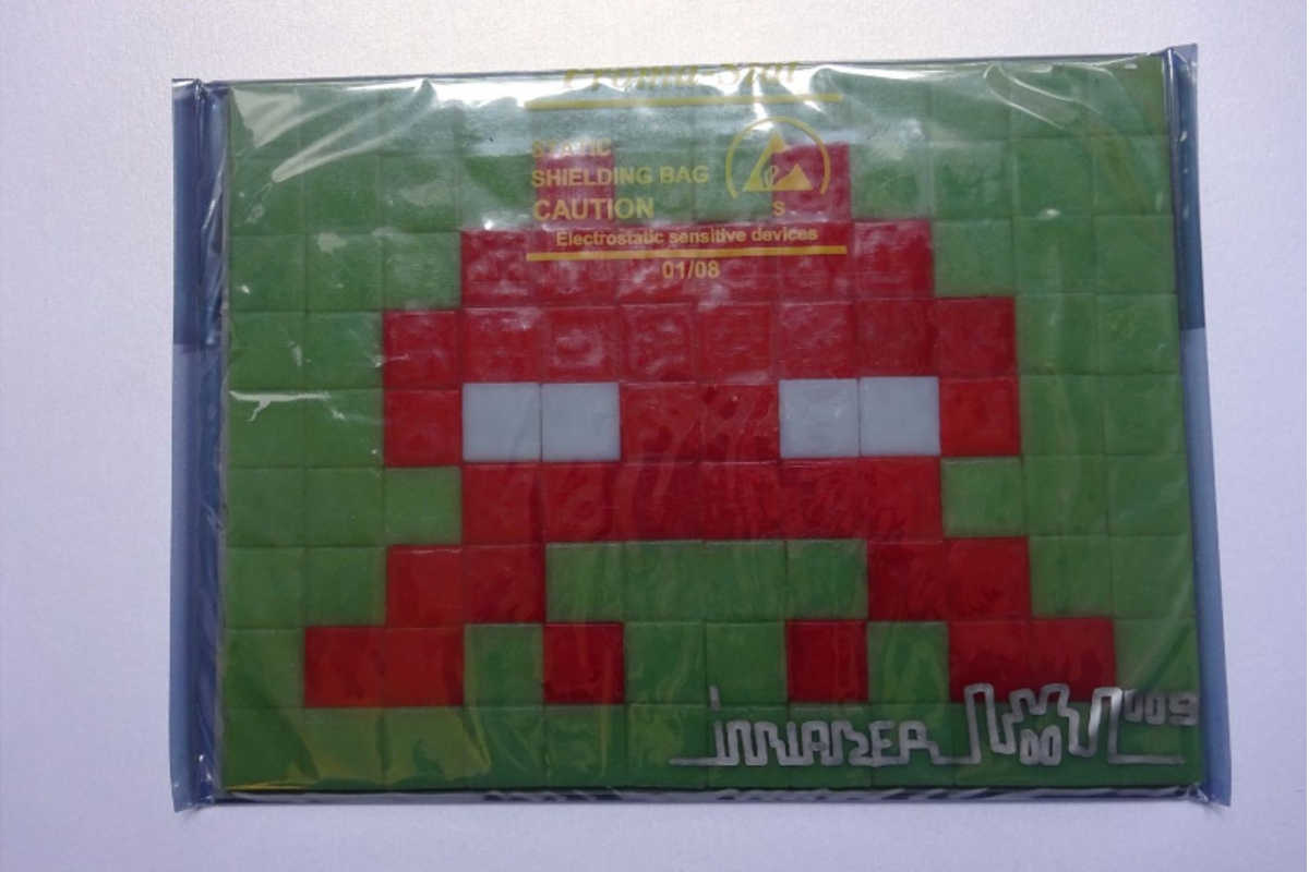 Invader-Kit-dinvasion-ik-10-Lot-49