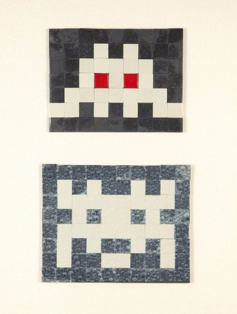 Invader-Kit invasion, Rubik Space n°17/150-
