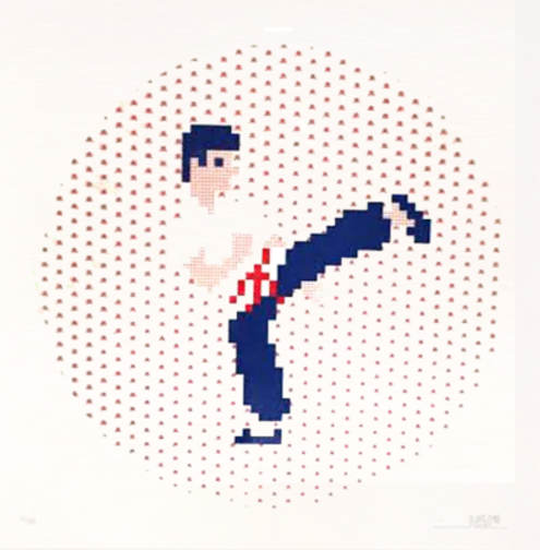 Invader-Kung Fu Club-