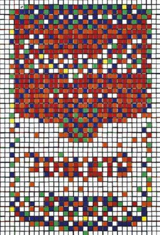 Invader-Rubik Soup-2006