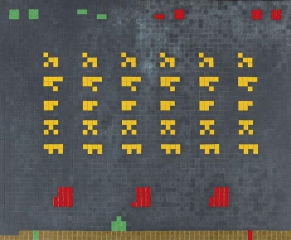 Invader-SC Reetu Atari 2600-2003