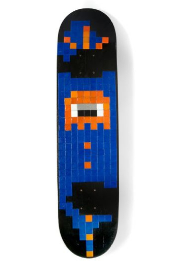 Invader-SK8 Ever Made-2001