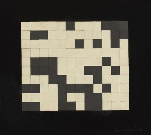 Invader-Binary Code-2002