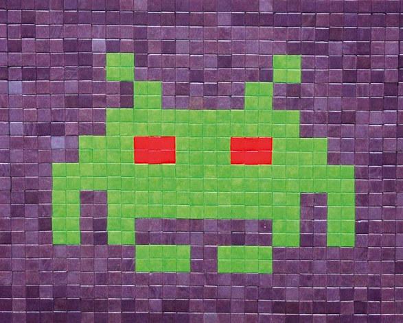 Invader-Sans Titre-2004