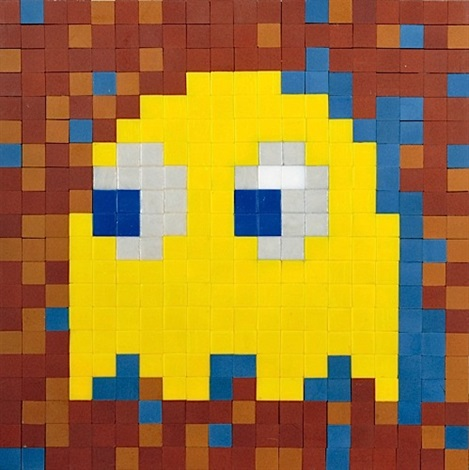 Invader-Yellow Phantom-2003