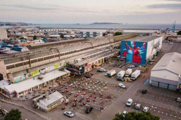 Street Art Takes Over Marseille!