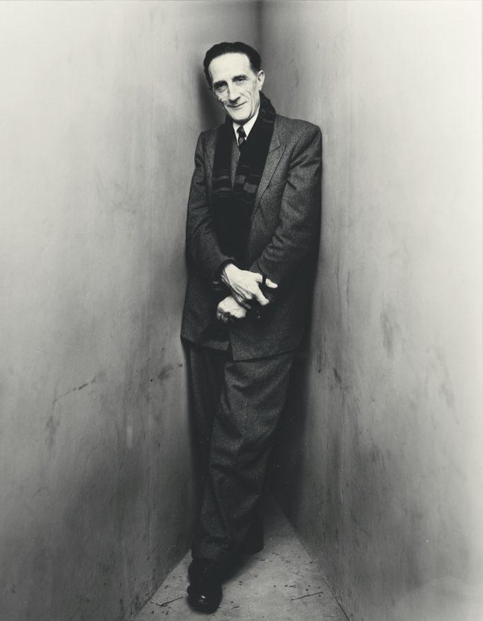 Irving Penn-Marcel Duchamp-1948