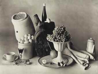 Irving Penn-New York Still-Life-1947