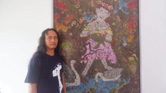 Irwanto Lentho - portrait