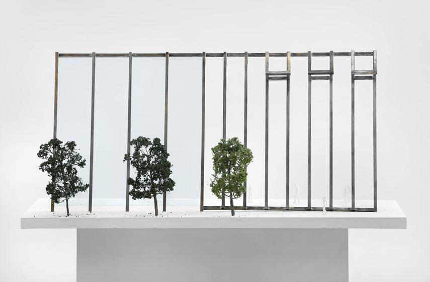 Isa Genzken - Atelierfenster