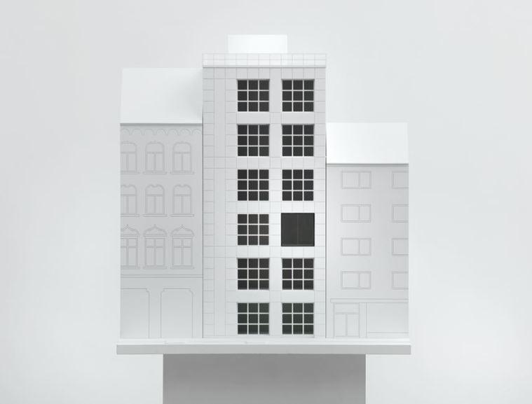Isa Genzken - Fenster Venloer Straße