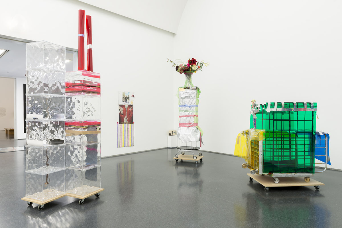 Assemblage art can use collage and dimensional notions of space to impact the viewer's perceptions