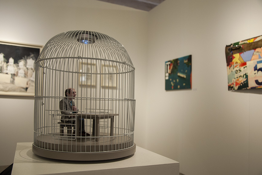 Isaac Cordal, SC Gallery