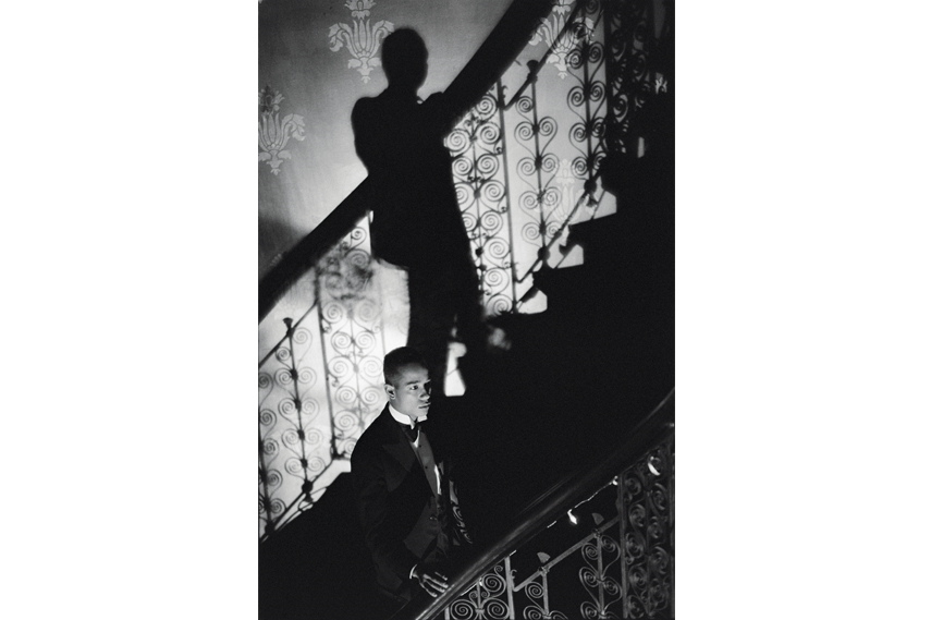 Isaac Julien, Film Noir Staircases, Looking for Langston series, 1989