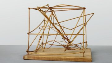 Isabelle Waldberg - Construction en bois