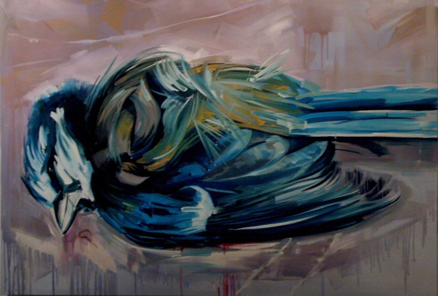 Issa Salliander - Follow the worm, 2009