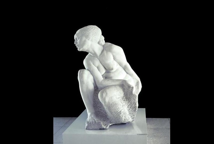 mestrovic prefered working with stone