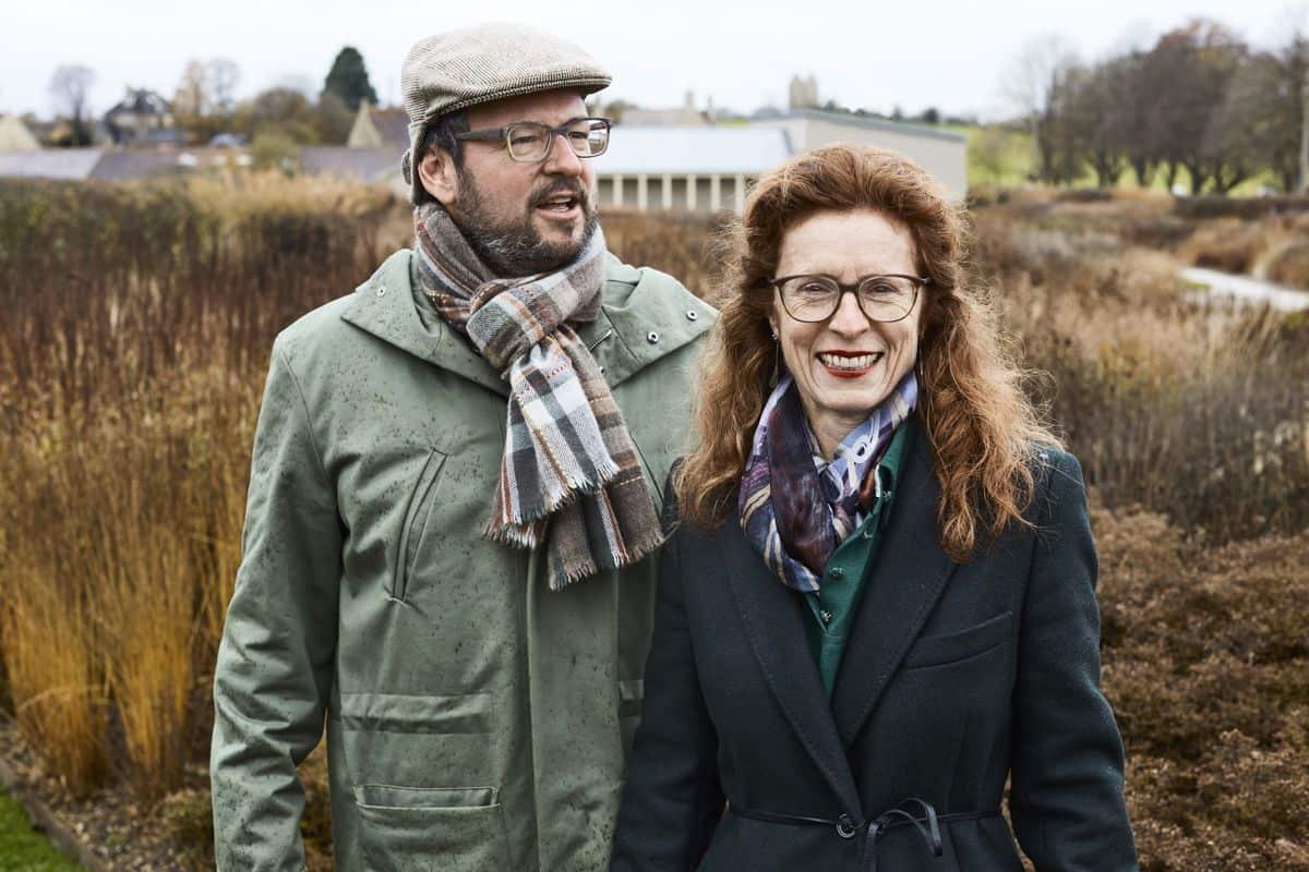 Iwan & Manuela Wirth © Hugo Rittson Thomas. Courtesy Hauser & Wirth, London