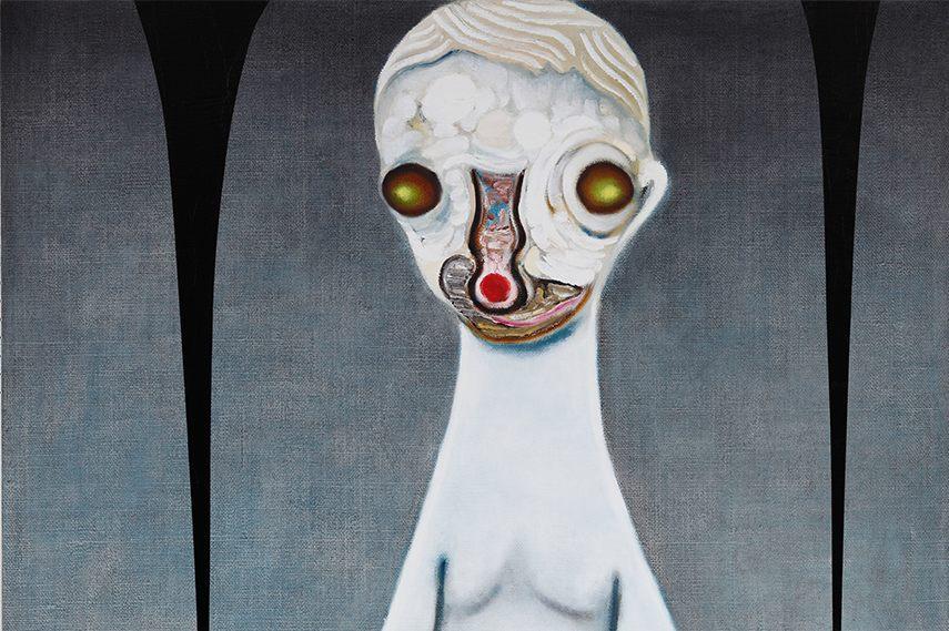 Izumi Kato - Untitled, 2015 (detail)