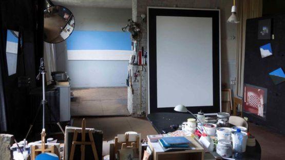 J.C.J. van der Heyden - Studio
