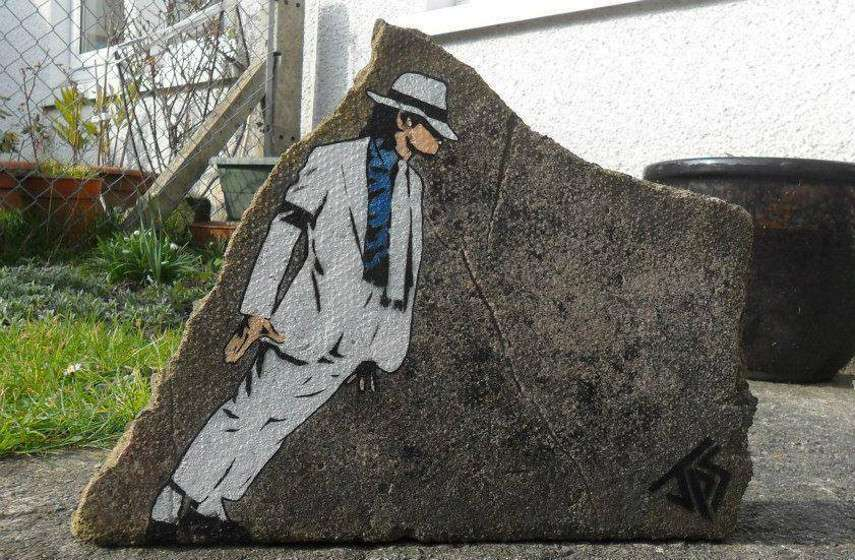 JPS - Michael Jackson on the Rock, 2013