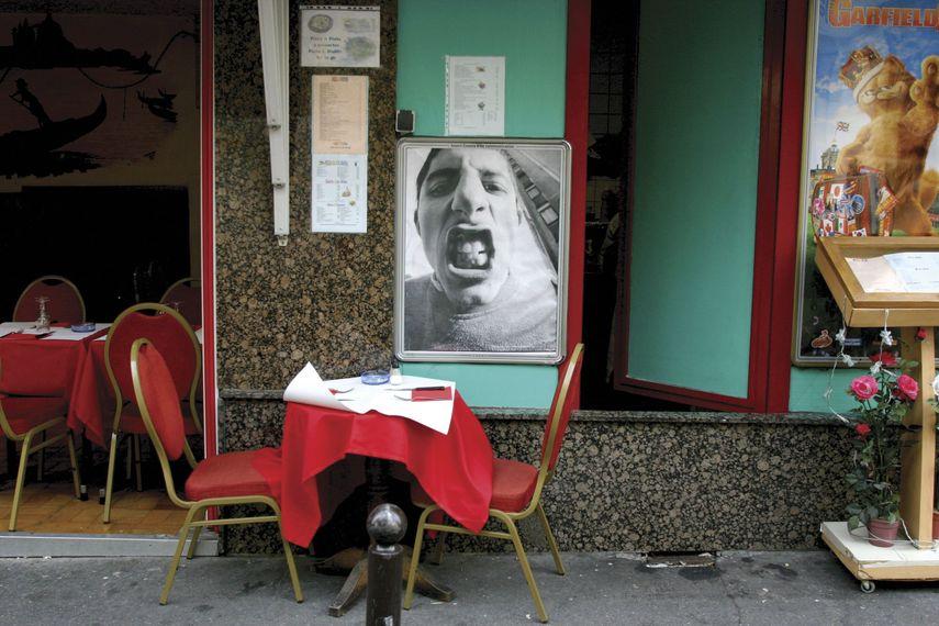 28 Millimeters, Portrait d'une generation- Christoph, Paris, 5ème arrondissement, 2004 on view at the Brooklyn Museum from October 2019, photo project
