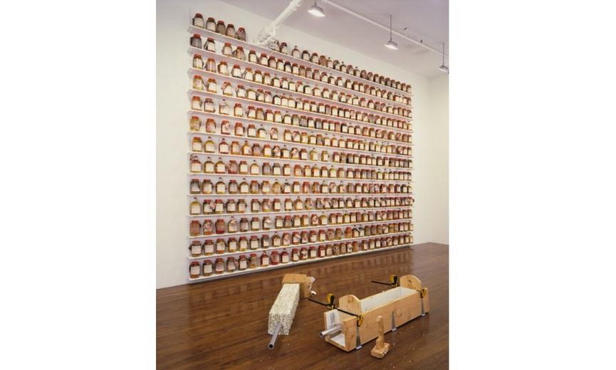 Jason Rhoades Installation (2014)