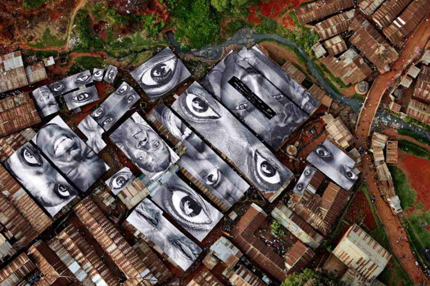 JR - Kibera, Kenya (2009)