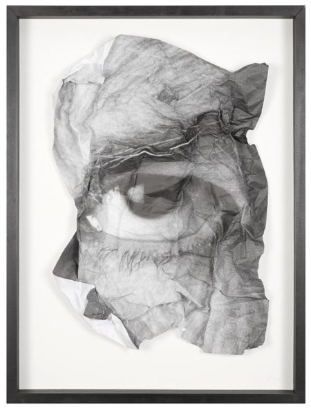 JR-The Wrinkles of the City, Los Angeles, Oeil Froisse 5-2011