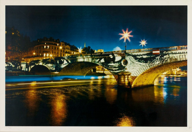 JR-Women are Heroes-Pont Louis-Philippe, Paris-2009