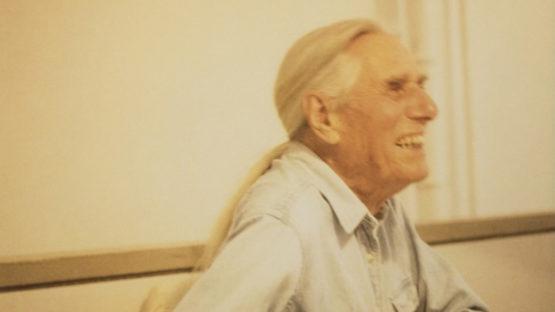 Jack Pierson - photo of Jimmy Desana (detail)