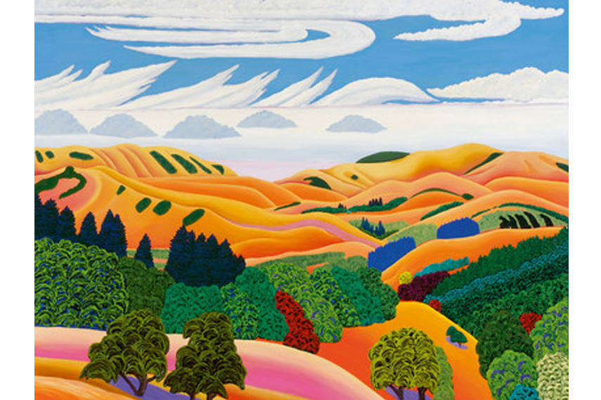 Jack Stuppin - Oak and Hills 2008 - Image via Wismag com