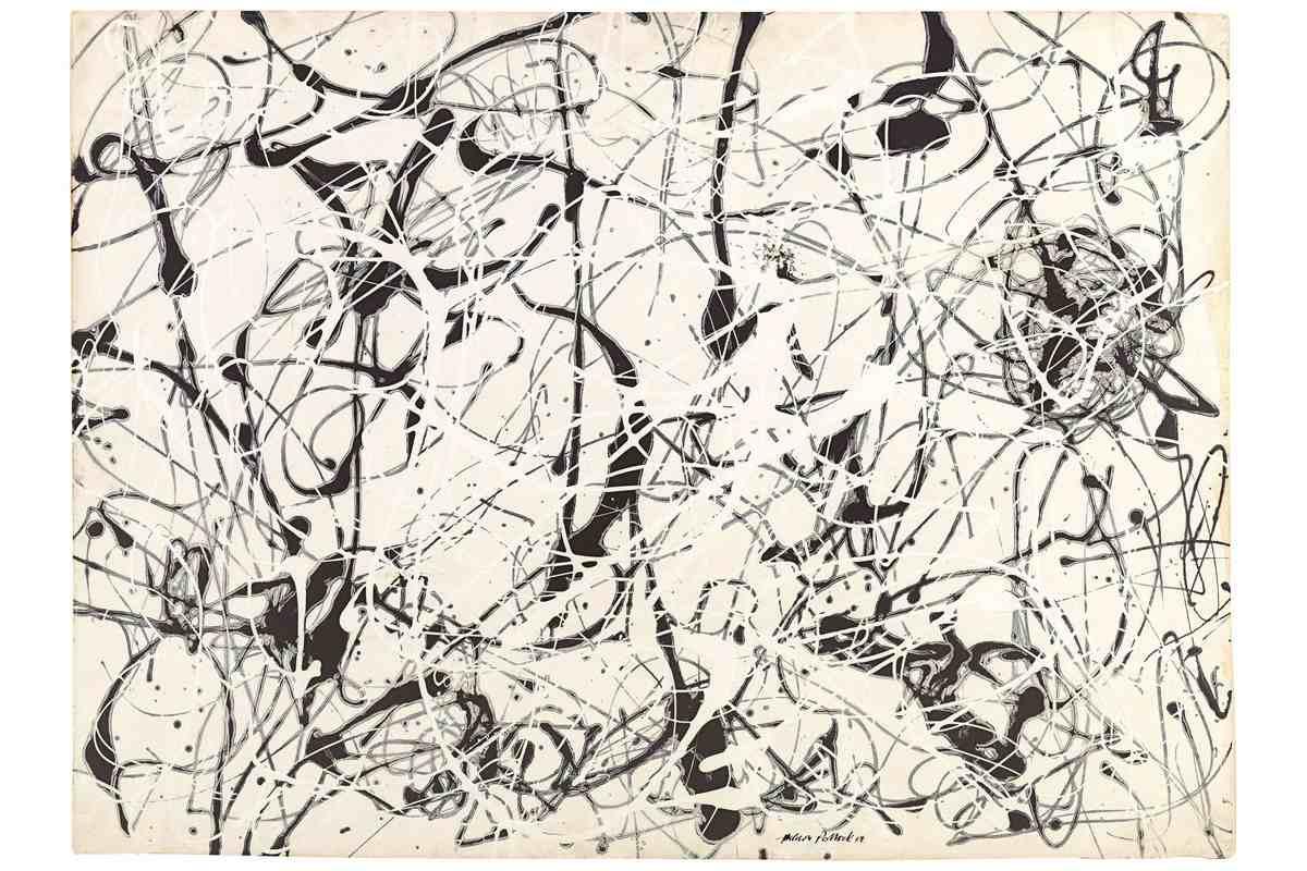 Jackson Pollock - Number 23