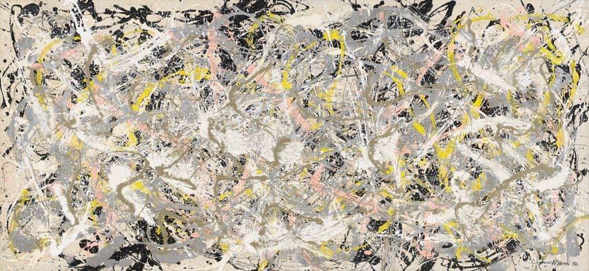 Jackson Pollock - Number 27, 1950, 1950
