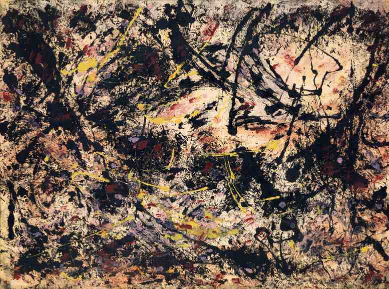 Jackson Pollock - Painting B