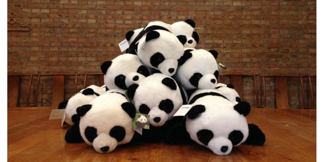 Jacob Appelbaum and Ai Weiwei - Panda to Panda project