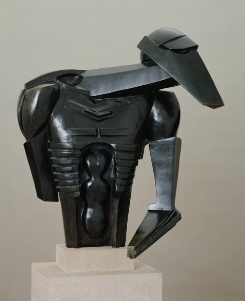 Jacob Epstein - Rock Drill Sculpture, 1913