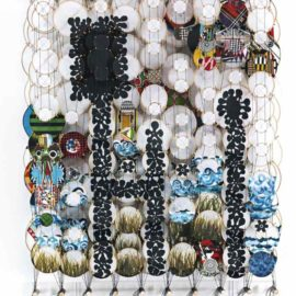 Jacob Hashimoto-Deep In The Cradle Of Empty Air-2012